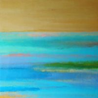 30x30 You, Me and the Sea II