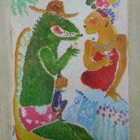 Carmon and the Gator copy